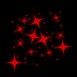 Sparkles | Crimson