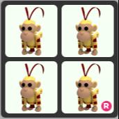 Bundle   4 King Monkey