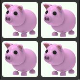 Bundle   4 Pig