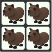 Bundle   4 Capybara