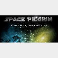 Space Pilgrim Episode 1: Alpha Centauri [Steam][Trading Cards]