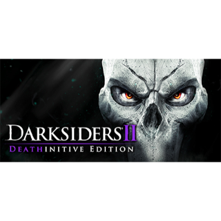 Darksiders II: Deathinitive Edition [Steam]
