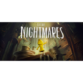 Little Nightmares [Steam]