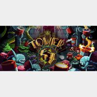Tower 57 [Steam][Trading Cards]