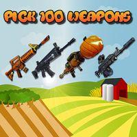 Bundle | Pick 100 Weapons