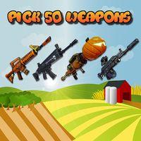 Bundle | Pick 50 Weapons