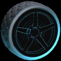 Gripstride HX: Inverted | Sky Blue