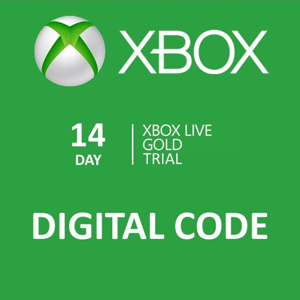 Code | 14 Day XBOX Game Card
