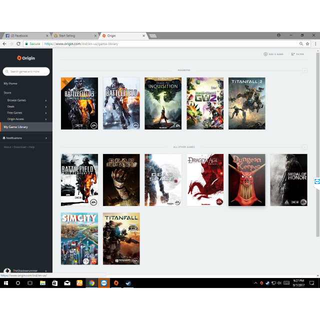 Titanfall 2,PvZ GW2,Bf4 and more at Cheap Price !! - Origin