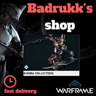 (PC) Khora Collection // Fast delivery!