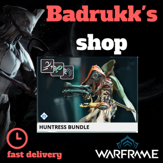 (PC) Huntress bundle // Fast delivery!