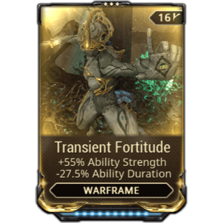 (PC) Transient fortitude MAXED mod (MR 2) // Fast delivery!
