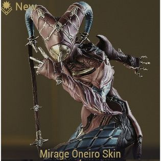 (PC) Mirage oneiro skin (MR 2) // Instant delivery