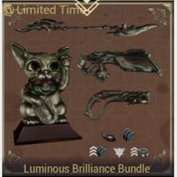(PC) NEW! LIMITED TIME! Luminous Brilliance Bundle (MR 8) // Instant delivery