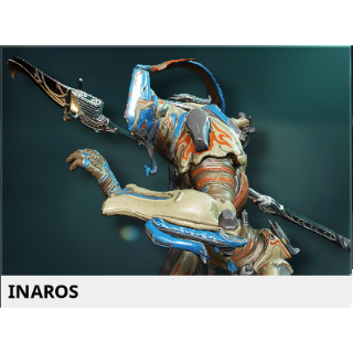 (PC) Inaros warframe + slot + reactor // Fast delivery!