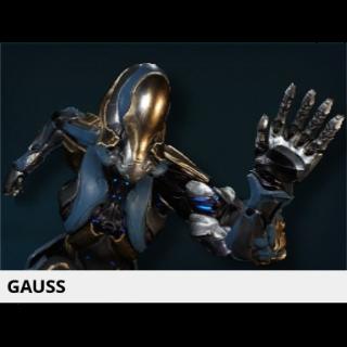 (PC) Gauss warframe + slot + orokin // Fast delivery!