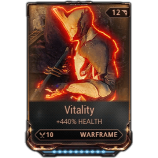 (PC) Vitality MAXED mod (MR 2) // Fast delivery!