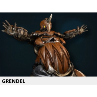 (PC) Grendel warframe + slot + orokin // Fast delivery!