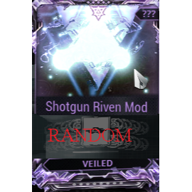 (PC) Shotgun Riven mod pack X6 Veiled (MR 8) // Fast delivery!