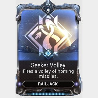 (PC) Seeker volley MAX RANK (MR 2) // Instant delivery