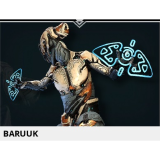 (PC) Baruuk warframe // Fast delivery!
