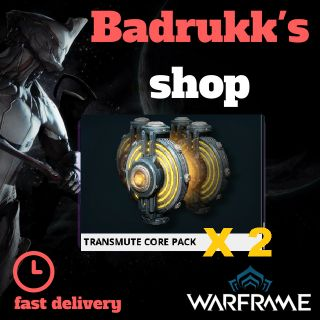 (PC) Transmute core pack X 2 // Fast delivery!