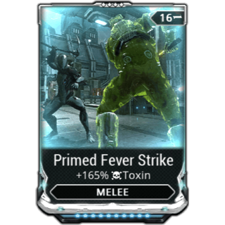 (PC) Primed fever strike MAXED mod (MR 2) // Fast delivery!