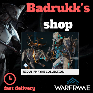 (PC) Nidus phryke collection // Fast delivery!