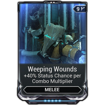 (PC) Weeping wounds MAXED mod (MR 2) // Instant delivery