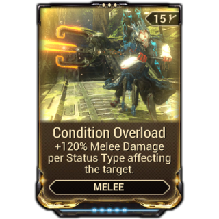 (PC) Condition overload MAXED mod (MR 2) // Instant delivery