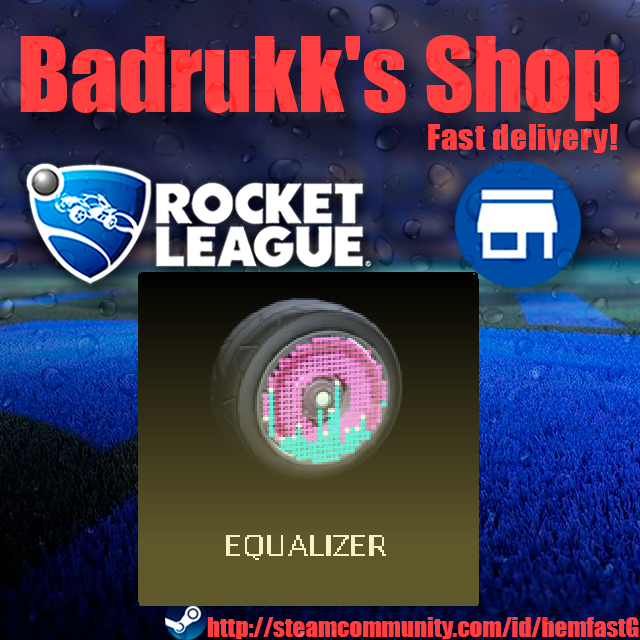 (PC) Equalizer + bonus crates // Fast delivery - In-Game Items