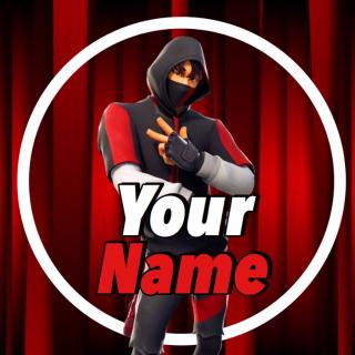 I will Make you a Fortnite profile picture