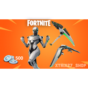 Code | Code | Code | Fortnite Eon Cosmetic Set + 500 V-Bucks Xbox One
