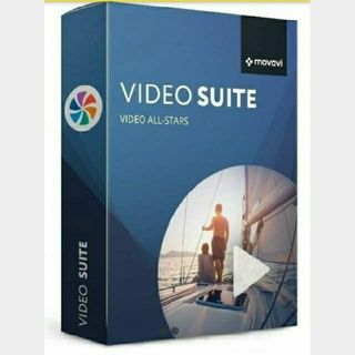 Movavi Video Suite 2020 - 32 And 64bits
