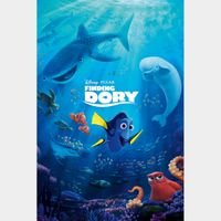 Finding Dory 4k Movies Anywhere with points