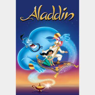 Aladdin HD Google Play