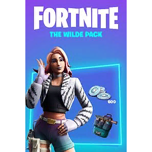Fortnite: Battle Royale - The Wilde Pack