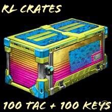 Bundle   100 TAC + 100 Keys