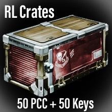 Bundle   50 PCC + 50 Keys