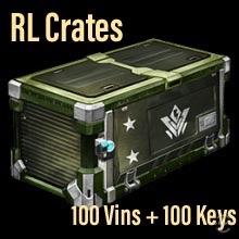 Bundle   100 Vin + 100 Keys