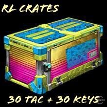 Bundle   30 TAC + 30 Keys