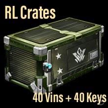 Bundle | 40 Vin + 40 Keys