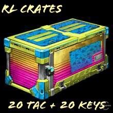 Bundle   20 TAC + 20 Keys