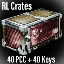 Bundle   40 PCC + 40 Keys
