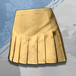PUBG   Cheerleader Skirt