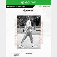 FIFA 21 Ultimate Edition Xbox One & Xbox Series X S