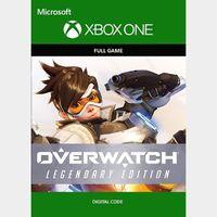 Overwatch: Legendary Edition XBOX LIVE Key Xbox One EUROPE