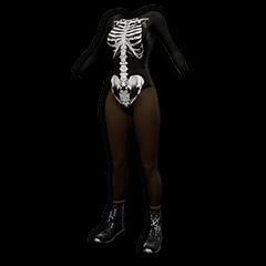 PUBG | Skeleton Queen Bodysuit - PlayerUnknown's Battlegrounds In-Game  Items - Gameflip