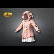 PUBG   Rabbit Season Hoodie