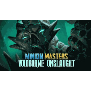 Minion Masters: Void's Onslaught DLC INSTANT DELIVERY